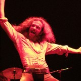 Ian Anderson Of Jethro Tull Jamming On A Tamborine
