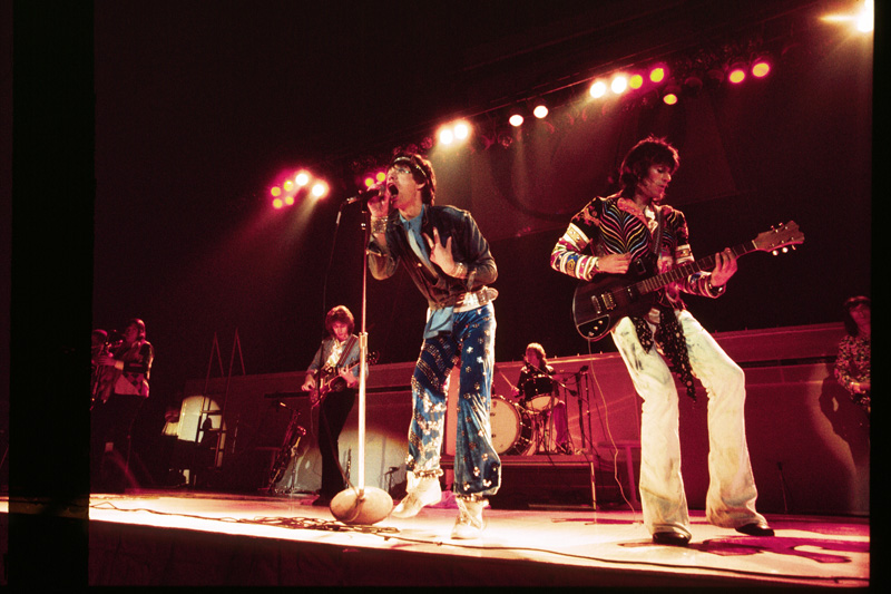 The Rolling Stones James Fortune Photography