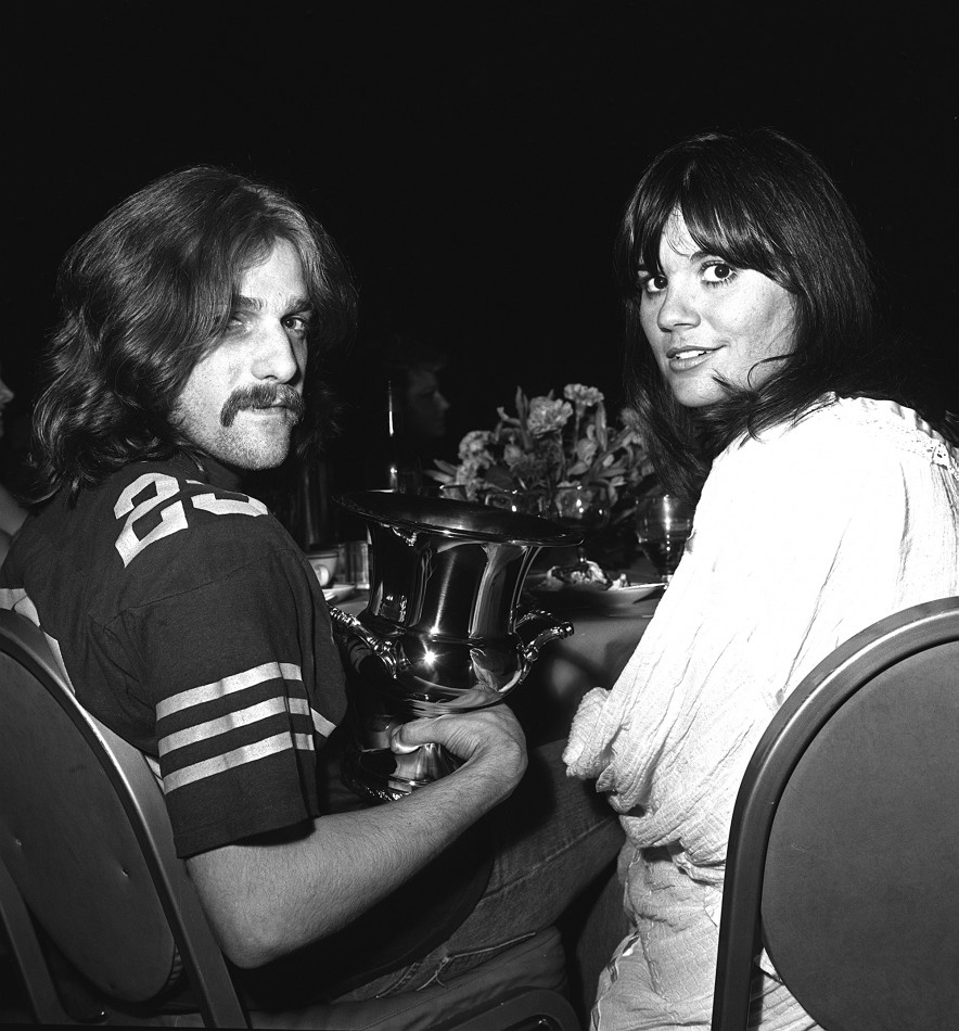 Caption:    Eagles Guy & Linda Ronstadt Venue:      Location:  Hollywood, CA.      1978 Credit:       James Fortune/WireImage.com